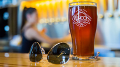 Ray-Ban's & Rincon Brewery (Schoonmaker III) Tags: beerphotography beertography craftbeer craftbrew foodie rinconbrewery beerporn rayban sunglasses octoberfest cocktails