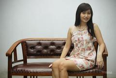 Trifena (raw photoworks) Tags: hot cute sexy girl fashion canon pose private studio asian eos model chair women asia raw adult photoshot jawa photomodel photoworks seksi 50d cewek javanesse