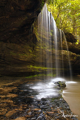 Slow Flow Caney Creek (Marvin Foran Photography) Tags: alabama waterfalls caneycreek sipseywilderness northwestalabama uppercaneycreekfalls bankheadnationalpark marvinforanphotography