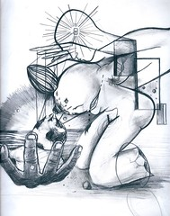 Cycle (Mrgcooper) Tags: chicago art pencil painting sketch god drawing fine surreal painter swag quantum orpheus thoth conscious penial gcooper qunatum wwwmrgcooperwordpresscom mrgcooper mrgcoopercom basedpainter
