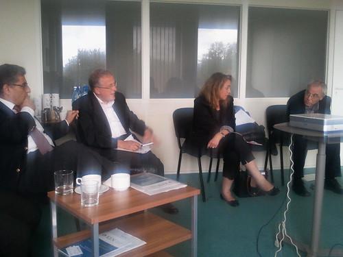 Comisión académica EMUNI University 1. Brussels 11_07_2012