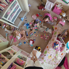 197.366 (snippets_from_suburbia) Tags: for disaster 365 barbies 2012 366 dailyphotoproject 3651 365project 3651project 366project 2012366 3651for2012 365for2012