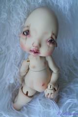 Voici ma petite Colombyne (heliantas) Tags: doll body handmade bjd kane humpty dumpty blushing faceup nefer