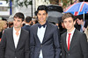 The Wanted The European Premiere of 'The Dark Knight Rises' held at the Odeon West End - Arrivals. London, England