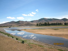 Central Mongolia