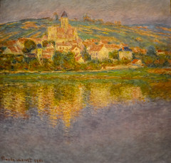 Claude Monet - Vetheuil, 1901 at Art Institute of Chicago IL (mbell1975) Tags: chicago art painting french illinois gallery museu unitedstates fine arts musée musee m il institute monet impressionism claude museo impression impressionist muzeum 1901 müze vetheuil museumuseum