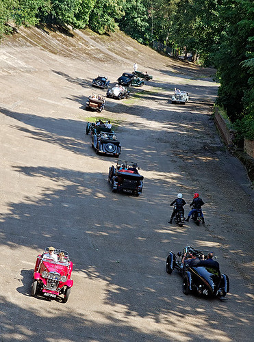 Brooklands society reunion