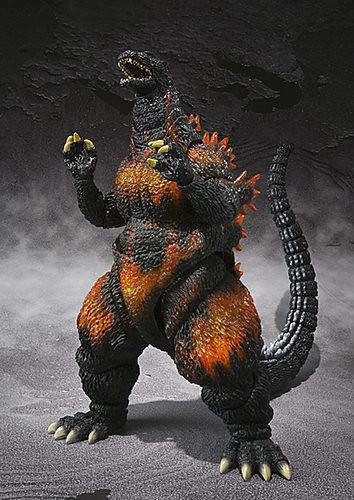 S.H. MonsterArts Godzilla(1995)  哥吉拉(1995年版本)