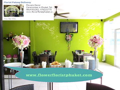 Wedding Planner Flower Decor in Patong