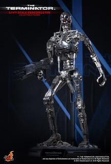 Hot Toys - 魔鬼終結者 - 內骨骼T-800