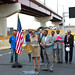 "Ramp Opening - 11th Street Bridge<br /><span style=""font-size:0.8em;"">Photo by Antoinette Charles Photography</span> • <a style=""font-size:0.8em;"" href=""https://www.flickr.com/photos/51922381@N08/7678993416/"" target=""_blank"">View on Flickr</a>"