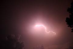 Lightning Storm (B JANIK) Tags: storm rain wisconsin clouds stars fire wind flash atmosphere nebula electricity lightning universe thunder