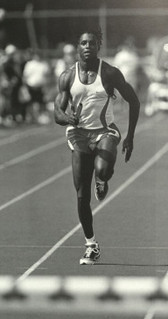 Carl Lewis - 1998 Houstonian