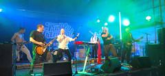 Singing Pueblo... (Pueblo Criminal) Tags: music rock schweiz switzerland concert europa europe punk suisse suiza fireworks live gig ska boom sound onstage reggae schwyz bitzi siebnen rudetins pueblocriminal bitziboom faustianmyth