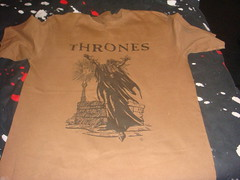 thrones (old ernie) Tags: shirt t
