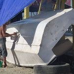 Painting the boat thumbnail