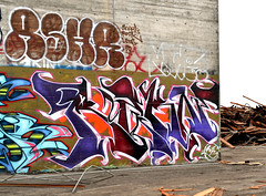 ashr / rekn (thesaltr) Tags: art abandoned graffiti pi bayarea eastbay urbex b003 rekn ashr thesaltr