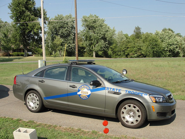 trooper chevrolet state kentucky ky police chevy caprice