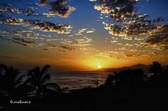 puesta lanzarote (moli_jarrillero) Tags: naturaleza cielo sol puesta