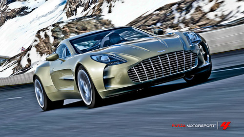 Aston One (Re-edit) - FM4