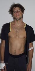 031/365 Days - Miracle?? (Bacci Daniele) Tags: moto punti vita cerotto incidente sutura miracolo maglietta contusione