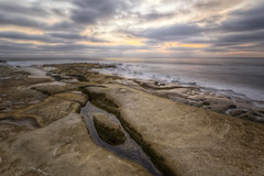 Soft Light (x-ray tech) Tags: ocean california sunset sea sky seascape west detail water pool beautiful field weather clouds composition photoshop canon landscape eos coast perception interestingness high nice interesting twilight long exposure flickr surf waves view dynamic angle pacific sandiego superb wind dusk infinity air iii tide horizon wide shoreline scenic clarity surreal peaceful lajolla calm spray sharp explore coastal filter ii shore level imagination coastline serene capture breeze visual range tidepool depth hdr 1635 photomatix ef1635mmf28l cs5 5dmarkii