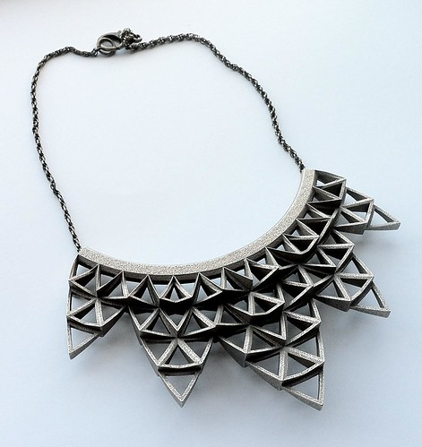 Arrowhead Cluster Necklace