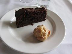 IMG_5603 (Jessso) Tags: birthday grandma cake dessert chocolate 90th croquembouche profiteroles bunkerbay
