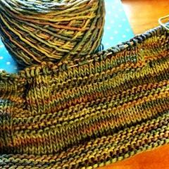 Untitled (charlieheartsmatt) Tags: knitting handmade knit dishcloth cotton washcloth araucania