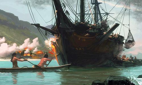 海盗侵略副本