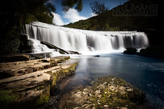 Waterfall in the Peak District - Explore (Pete Barnes Photography) Tags: longexposure water rock misty river flow photography waterfall stream photographer contemporary peakdistrict professional slowshutter milky 10stop petebarnes