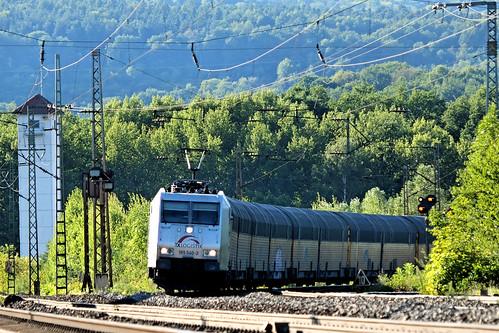 D TXL 185-540-2 Gemünden am Main 12-08-2012