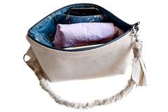Open (jenschuetz) Tags: white floral bag diy keychain wallet sewing fabric purse mjm clutch accessories crafty corduroy wristlet michaeljamesmilton