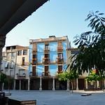 Porxos de la Plaça Major, Santa Coloma de Queralt, Conca de Barberà thumbnail