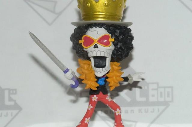 キャラホビ2012 一番賞 海賊王 劍士篇 展品
