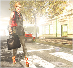 - masculine chic - #2 (FlowerDucatillon) Tags: flower fashion blog post tram secondlife pixel ison slupergirls flowerducatillon