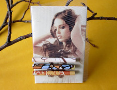 Bobby Pins - Upcycled Paper Beads (Wendylynn58) Tags: diy handcrafted hairpin bobbypin hairaccessory papercrafting paperbead