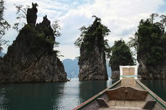 Lake explorer (leewoods106) Tags: lake thailand asia southeastasia khaosok cheowlanlake khaosoknationalpark