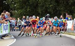 2016-07-30 EK Skeeleren Steenwijk (26a) (Peter Donderwinkel) Tags: ekskeeleren2016steenwijk inlineskating seniorladies junioraladies ek klimvansteenwijk schaatsennl kpn skeeleren outdoor sport event speed race canon