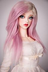 Silky Ferreira (Amadiz) Tags: wig wigs amadiz amadizstudio doll dolls abjd bjd fashion hairstyle ferreira soom topaz