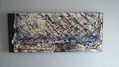 "2016-07-15 (""nigavi"") Tags: pintura abstracte artista pollock homenatge abstracto homenaje painting abstract artist tribute"