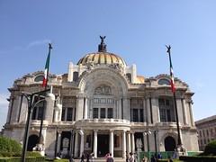Palacio 2 (elena_hd) Tags: palacio de bellas artes mexico centro historico