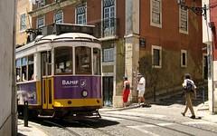 Tramway Lisbon 2008 (hrs51) Tags: tram tramway strassenbahn streetcar lisbon lissabon lisboa hans rudolf hansrudolf hansruedi stoll