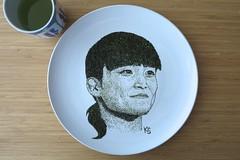kaori icho (pedalstrike) Tags: kaoriicho freestylewrestling japanese greentea foodart rio2016