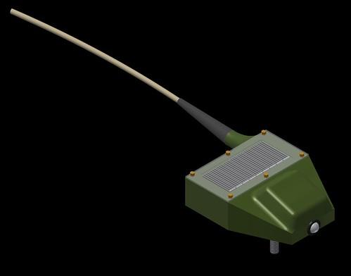 Condor Cam CAD Model
