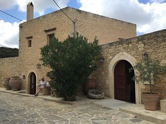 Kapsaliana Village Hotel (Crete, Greece) (Tjeerd) Tags: kapsalianavillagehotel crete greece greekholiday summeringreece janine relaxing chilling vacationing septemberholiday
