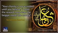 Hazrat Usman Ghani (R.A) Quote (Muhammad Tayyab Raza) Tags: uthman ibn affan hazrat usman ghani charity