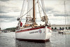 P1010642 (Terje G) Tags: trebåt woodboat båt boat risør norge norway sea sjø holidays ferie ship lumix gx8 m43 lumix14140mm panasonic sail seil sailboat seilbåt mast sailing seiling