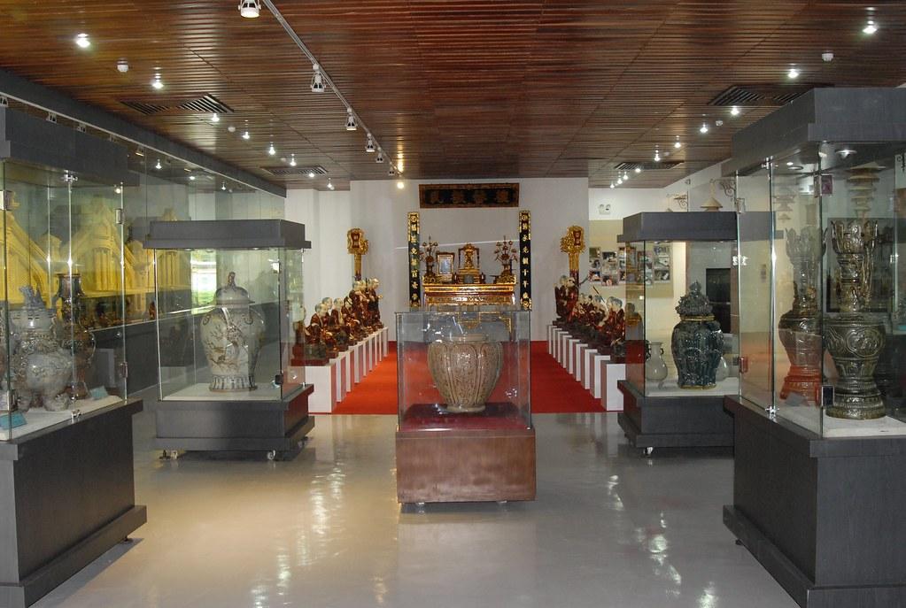 Bảo tàng Hà Nội 1