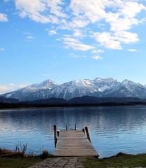 Hopfensee (anitalemmert) Tags: hopfensee bayern allgu canoneos canoneos700d canon bavaria lake alps alpen